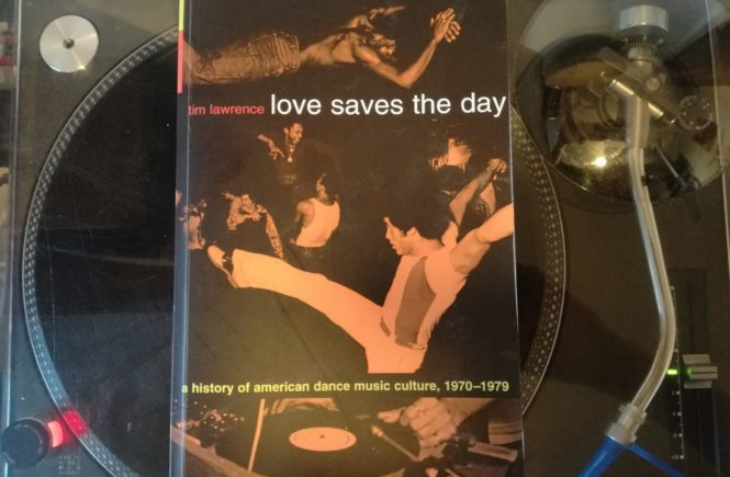 Love Saves The Day book cover